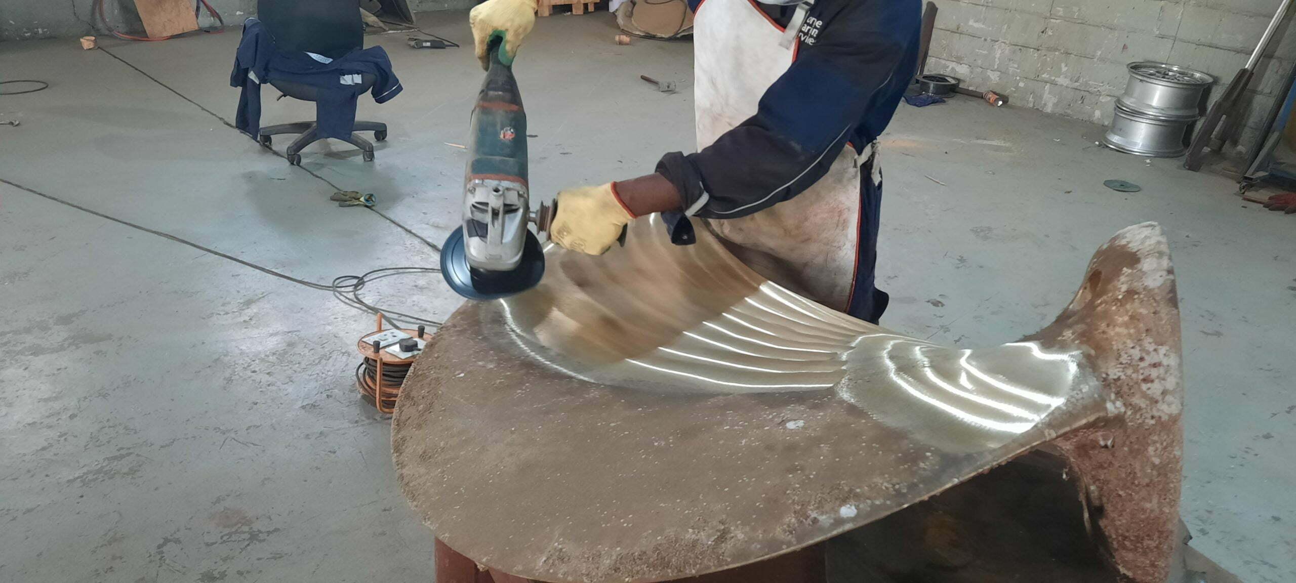 African CCP Propeller Repair