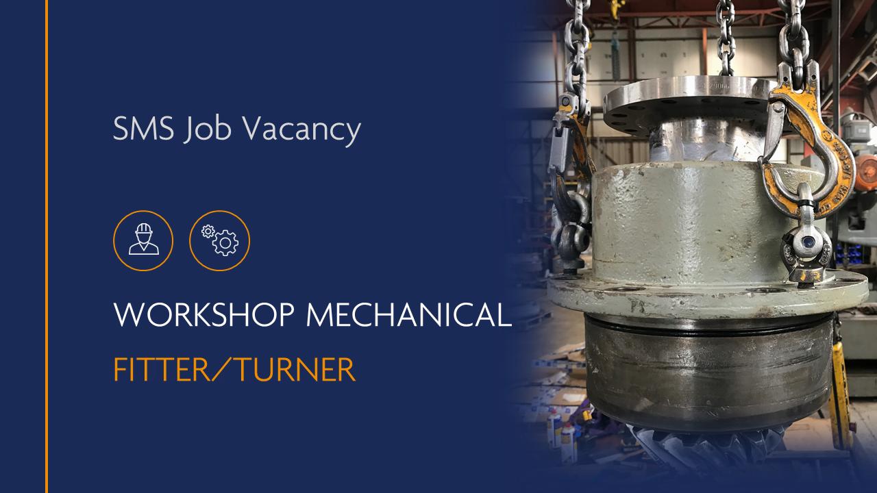Workshop Fitter Job Ad