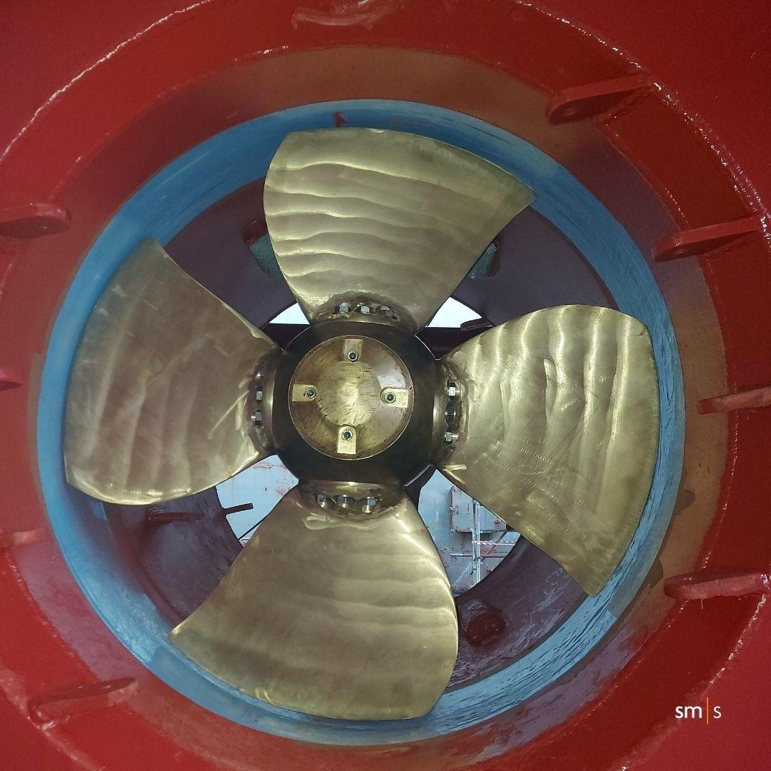 vessel propeller